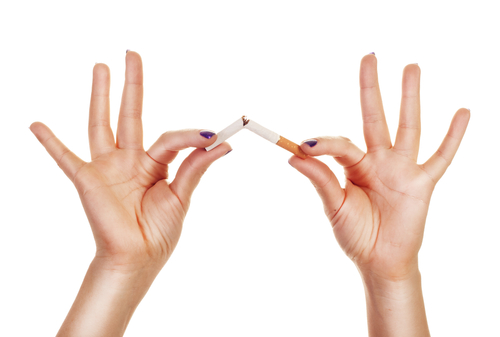 Laser Anti-Tabac